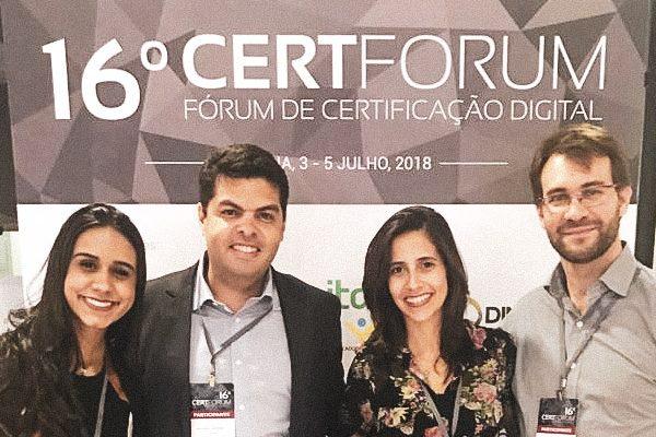 16º Certforum discute avanços e novas formas de utilização do certificado digital